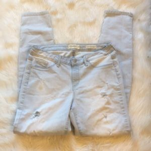 Jessica Simpson Kiss Me Super Skinny Jeans Size 30